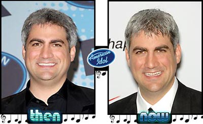 Taylor Hicks hairstyles