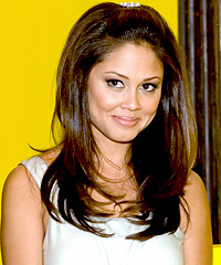 Vanessa Minnillo hairstyles