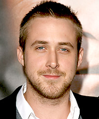 Ryan Gosling hairstyles