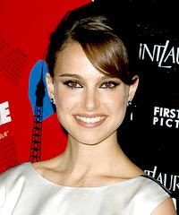 Natalie Portman hairstyle