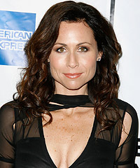 Minnie Driver hairstyles