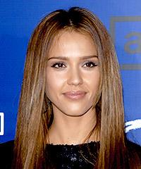 Jessica Alba hairstyles
