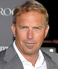 Kevin Costner hairstyles