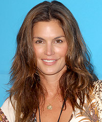 Cindy Crawford hairstyles