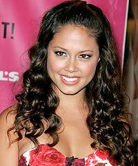 Vanessa Minillo hairstyles