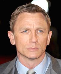 Daniel Craig hairstyles