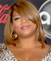 Queen Latifah hairstyles