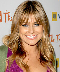 Carmen Electra hairstyles