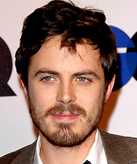 Casey Affleck hairstyles