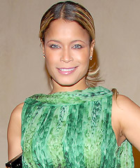 Blu Cantrell hairstyles