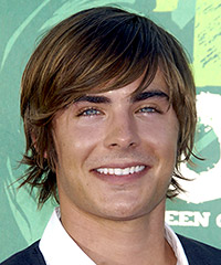 Zac Efron Hairstyle High School Musical 60