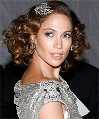 Jennier Lopez hairstyles