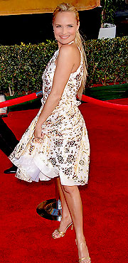 Kristin Chenoweth hairstyles