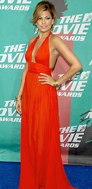 Eva Mendes hairstyles