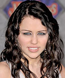 Mily Cyrus hairstyles