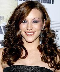 Jessica Harp hairstyles