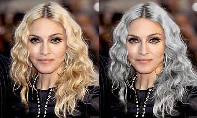 Best Hair Color: Natural Or Grey? | TheHairStyler.com