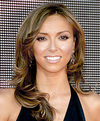 Giuliana DePandi: Straight Long Hairstyle