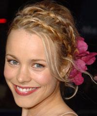 Rachel McAdams hairstyles
