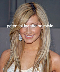 Ashley Tisdale hairstyle