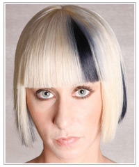Excellent Hair Coloring Fun For Medium Length Hair Hair Color Short Hairstyles For Black Women Fulllsitofus