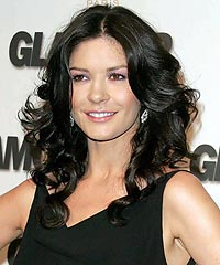 Catherine Zeta-Jones: Curly Long Hairstyle