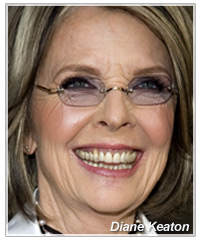 Diane Keaton hairstyles