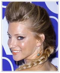 Heather Morris hairstyles