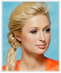 Paris Hilton hairstyles