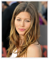 Tremendous Celebrity Hair Color Must Have Jessica Biel Celebrity Short Hairstyles Gunalazisus