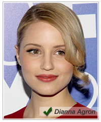 Dianna Agron hairstyles
