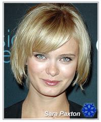 Sara Paxton hairstyles