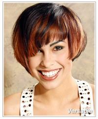 Versatile bob hairstyle