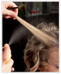 Tools of the hair trade - styling products