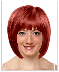 Pleasing The Right Hairstyle For Your Heart Face Shape Hairstyles Short Hairstyles Gunalazisus