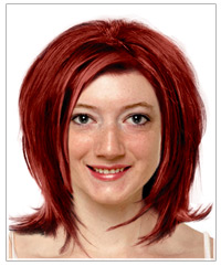 Enjoyable The Right Hairstyle For Your Heart Face Shape Hairstyles Short Hairstyles Gunalazisus