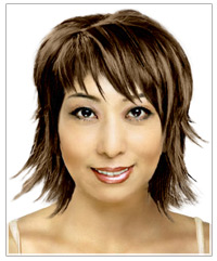 Incredible The Right Hairstyle For Your Oblong Face Shape Hairstyles Short Hairstyles Gunalazisus