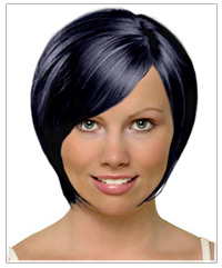 Strange The Right Hairstyle For Your Square Face Shape Hairstyles Short Hairstyles Gunalazisus