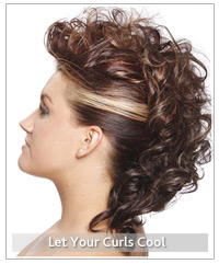 Outstanding Curl Keeping Hair Secrets Hairstyles Thehairstyler Com Short Hairstyles For Black Women Fulllsitofus
