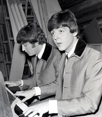 Beatles hairstyles