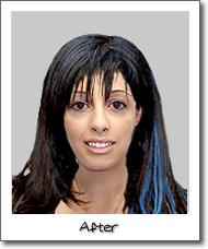 Lisa hairstyles number 1