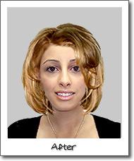 Lisa hairstyles number 4