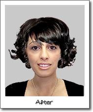 Lisa hairstyles number 5