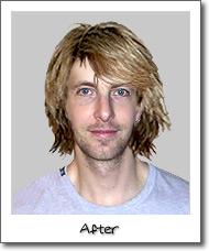 David hairstyles number 7