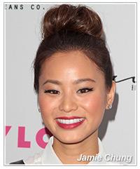 Jamie Chung hairstyles