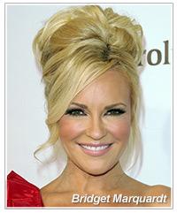 Bridget Marquardt hairstyles