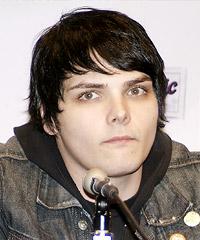 Gerard Way hairstyles