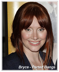 Bryce Dallas Howard hairstyles