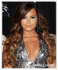 Demi Lovato hairstyles
