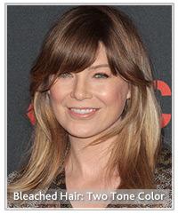 Ellen Pompeo hairstyles